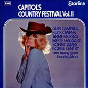Click here for more info about 'Various-Country - Capitol's Country Festival Vol. II'