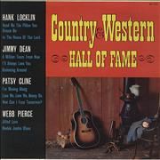 Click here for more info about 'Various-Country - Country & Western Hall Of Fame'