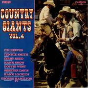 Click here for more info about 'Various-Country - Country Giants Vol. 4'
