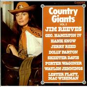 Click here for more info about 'Various-Country - Country Giants Volume 2'