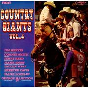 Click here for more info about 'Various-Country - Country Giants Volume 4'