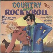 Click here for more info about 'Various-Country - Country Meets Rock N Roll'