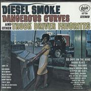 Click here for more info about 'Various-Country - Diesel Smoke, Dangerous Curves, And Other Truck Driver'