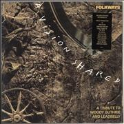 Click here for more info about 'Various-Country - Folkways: A Vision Shared - Black Stickered sleeve'