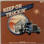 Click here for more info about 'Various-Country - Keep On Truckin''