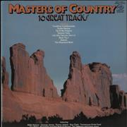 Click here for more info about 'Various-Country - Masters Of Country'