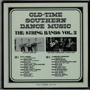 Click here for more info about 'Various-Country - Old Time Southern Dance Music: The String Bands Vol.2'
