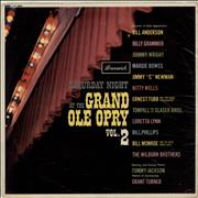 Click here for more info about 'Various-Country - Saturday Night At The Grand Ole Opry Vol.2'