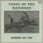 Click here for more info about 'Various-Country - Songs Of The Railroad'