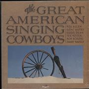 Click here for more info about 'Various-Country - The Great American Singing Cowboys'