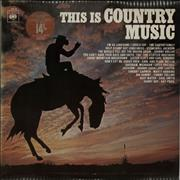 Click here for more info about 'Various-Country - This Is Country Music'