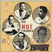 Click here for more info about 'Various-Country - Too Hot To Handle'