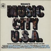 Click here for more info about 'Various-Country - Welcome To Music City U.S.A. - 1st Mono'