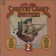 Click here for more info about 'Various-Country - Country Chart-Busters Volume 2 - Sealed'