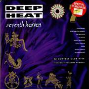 Click here for more info about 'Various-Dance - Deep Heat - Seventh Heaven'
