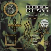 Click here for more info about 'Various-Dance - Deep Heat - The Sixth Sense'