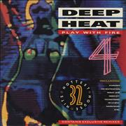 Click here for more info about 'Various-Dance - Deep Heat 4 - Play With Fire'
