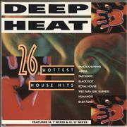 Click here for more info about 'Various-Dance - Deep Heat'