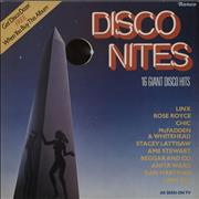 Click here for more info about 'Various-Dance - Disco Nites & Disco Daze'