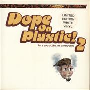 Click here for more info about 'Various-Dance - Dope On Plastic 2 - White Vinyl'