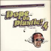 Click here for more info about 'Various-Dance - Dope On Plastic 4'