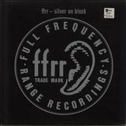 Click here for more info about 'Various-Dance - Ffrr - Silver On Black - Non Embossed Sleeve'