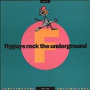Click here for more info about 'Various-Dance - Flyguys Rock The Underground'