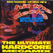 Click here for more info about 'Various-Dance - Hit The Decks Volume Two - The Battle Of The DJ's - The Ultimate Hardcore Megamix'