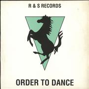 Click here for more info about 'Various-Dance - Order To Dance'