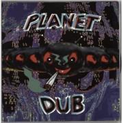 Various-Dance Planet Dub UK 4-LP vinyl set