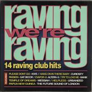 Click here for more info about 'Various-Dance - Raving We're Raving'