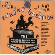 Various-Dance Taking Liberties UK 2-LP vinyl set
