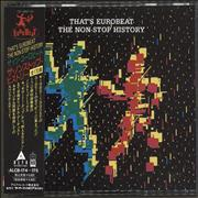 Click here for more info about 'Various-Dance - That's Eurobeat The Non-Stop History'