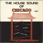 Click here for more info about 'Various-Dance - The House Sound Of Chicago Vol. 1'