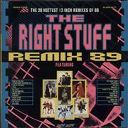 Click here for more info about 'Various-Dance - The Right Stuff Remix 89'