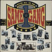 Click here for more info about 'Various-Dance - We're All In The Same Gang'