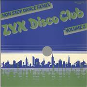 Click here for more info about 'Various-Dance - ZYX Disco Club - Volume 2'