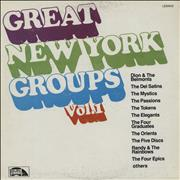 Click here for more info about 'Various-Doo-Wop & Vocal - Great New York Groups Vol.1'