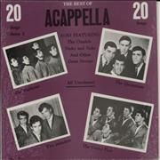 Click here for more info about 'Various-Doo-Wop & Vocal - The Best Of Acappella Vol. 3'