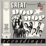 Click here for more info about 'Various-Doo-Wop & Vocal - Twenty Great Doo Wop Recordings'