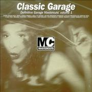 Click here for more info about 'Various-Drum & Bass Jungle - Classic Garage Mastercuts Volume 1'
