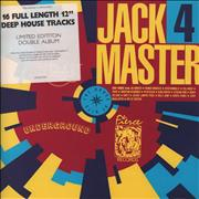 Click here for more info about 'Various-Drum & Bass Jungle - Jack Master 4'