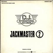 Click here for more info about 'Various-Drum & Bass Jungle - Jackmaster 2 - Test Pressing'
