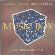 Click here for more info about 'Various-Drum & Bass Jungle - Music Box: A New Era In Drum & Bass'