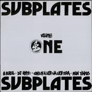 Click here for more info about 'Various-Drum & Bass Jungle - Subplates Volume One EP'