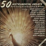 Click here for more info about 'Various-Easy Listening - 50 Instrumental Greats'