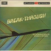 Click here for more info about 'Various-Easy Listening - Break-Through'