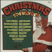 Click here for more info about 'Various-Easy Listening - Christmas With The Stars'