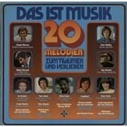 Click here for more info about 'Various-Easy Listening - Das Ist Musik : 20 Melodien Zum Traumen Und Verlieben'