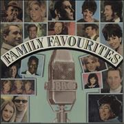 Click here for more info about 'Various-Easy Listening - Family Favorites'